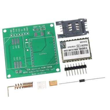 harga M590E GSM GPRS Frequency Module Board SMS Message Diy kits M590 Standard AT Blibli.com