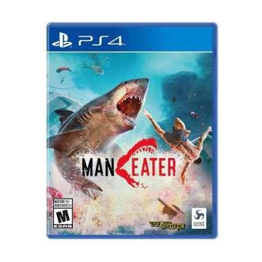 harga PS4 Maneater (REGION 1) DVD Game Blibli.com