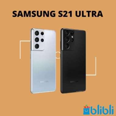 SAMSUNG GALAXY S21 ULTRA (16/512GB) PHANTOM SILVER