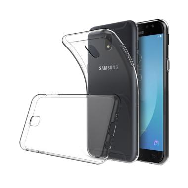 Ume TPU Softcase Casing for Samsung Galaxy J5 Pro 2017 - Transparan