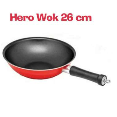 Sale New Maxim Hero Wok 26 Cm Cuci Gudang