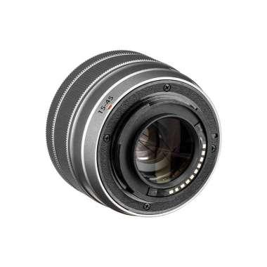Fujifilm Fujinon XC 15-45mm f/3.5-5.6 OIS PZ Lensa Kamera Silver