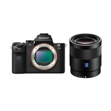 Sony Alpha A7II  Kamera Mirrorless  ... - Hitam [Special Package]
