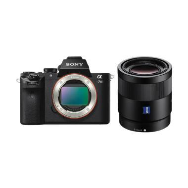 Sony Alpha A7II  Kamera Mirrorless  ... - Hitam [Special Package]