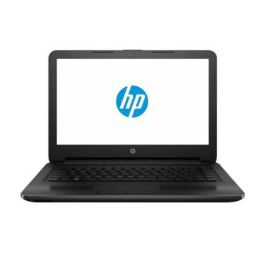 HP 240 G5 Notebook - Grey [Intel Core i3-6006/4GB/500GB/14 Inch]