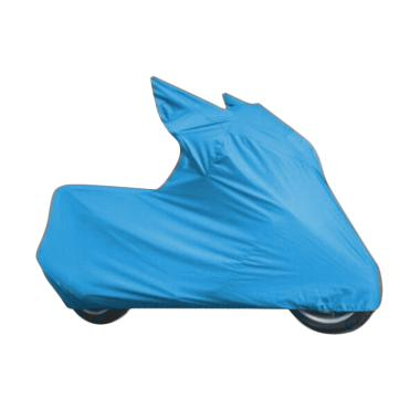 Mantroll Cover Motor Khusus for Suzuki GSX-250R ABS - Blue Sky