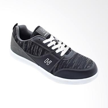 Homyped Sepatu Casual Pria Elite 02 - Grey