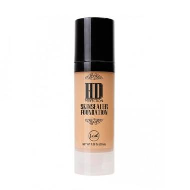 J.Cat HD Perfection Skinsealer Foundation - Warm Honey [37 mL]