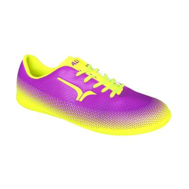 Calci Rage Sepatu Futsal - Purple Volt