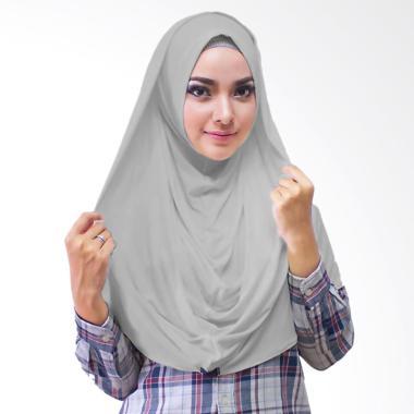 Milyarda Hijab Hijab instan long siria abu