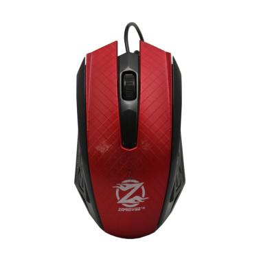 Generic Zornwee Revival Mouse Gaming Red .