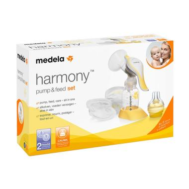 Medela Harmony Pump & Feed Set Pompa ASI