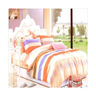 Rosewell A170 Microtex Set Sprei dan Bed Cover