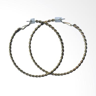Mastindo Accessories MA-411523 Earring - Gold
