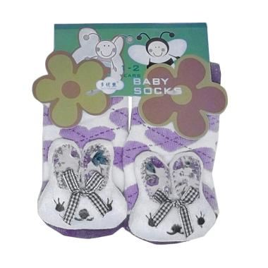 Mom Rattle Rabbit Kaos Kaki