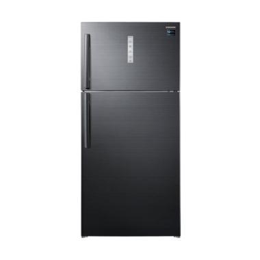 Samsung RT62K7011BS Kulkas 2 Pintu - Hitam [Khusus Jadetabek]