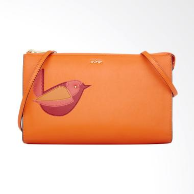 Bonia Continga Pouch Tas Wanita - Orange