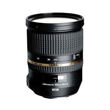 Tamron SP 24-70mm F/2.8 DI VC USD Lensa Kamera for Nikon