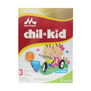 Morinaga Chil Kid Reguler Gold Vanila Susu Formula [1600 g]