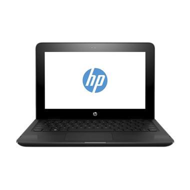 HP X360 11-AB035TU Notebook - Hitam ... Inch Touch/Win 10]. RESMI
