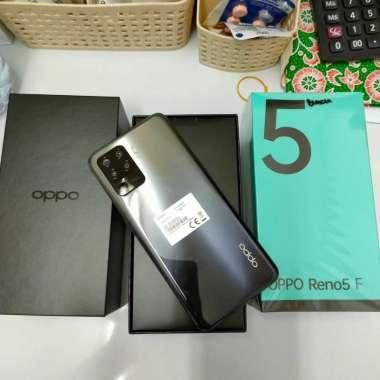 harga HP Oppo Reno 5F 5 F 8/128 GB Kamera 4K Murah Reno5 F RAM 8 ROM 128 Amoled Vooc - ORIGINAL Funtastic Purple Blibli.com