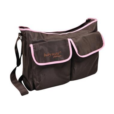 Baby Scots Platinum Mommy Bag 001 Tas Bayi - Pink