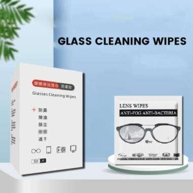harga Dijual Kertas Pembersih Kacamata 30 Pcs Kamera Lensa Layar Gadget Cleaner Murah Blibli.com