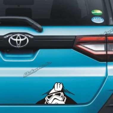 harga Jual cutting sticker Star Wars ngintip stiker mobil Berkualitas Blibli.com