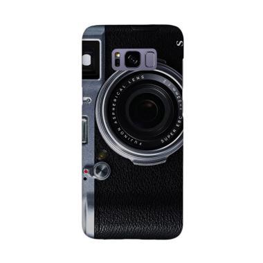Indocustomcase Camera Fujifilm X100 ... ing for Samsung Galaxy S8