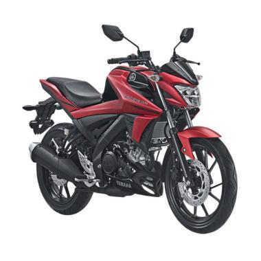 harga Yamaha All New Vixion R 155 Sepeda Motor - Matte Red Black Blibli.com