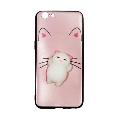 Winner Squishy Lazy Cat Softcase Casing for Oppo A39