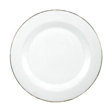 Indo Keramik B/B Plate Bursa Dapur Piring Kue Tart [6.5 inch]
