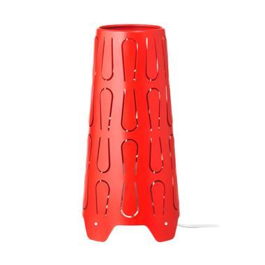 Ikea Kajuta Lampu Meja - Orange