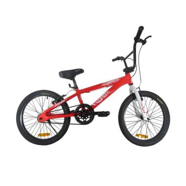 United Roouse 07 Alloy Sepeda BMX - Red [20 Inch]