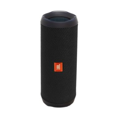 JBL Flip 4 Bluetooth Speaker - Black