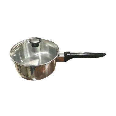 Maspion Stainless Steel Clovis Saucepan - Silver [18 cm]