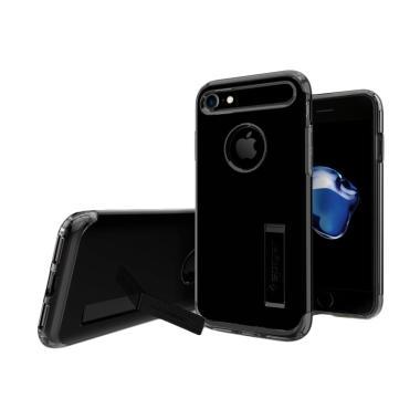 Spigen Slim Armor Casing for iPhone 8 - Jet Black