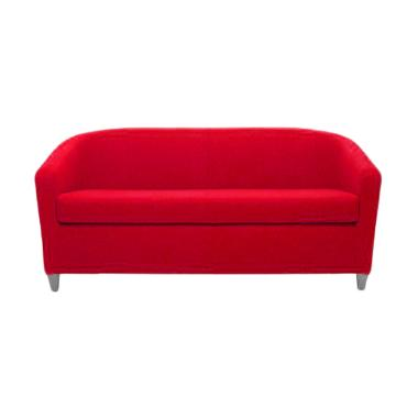 Ivaro Been Sofa - Red