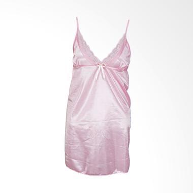 Deoclaus Sexy TSP Fashion Baju Tidur Wanita Lingerie - Pink