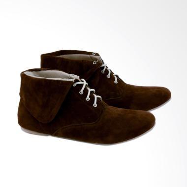 Garsel GJR 2753 Ankle Sepatu Boots Wanita