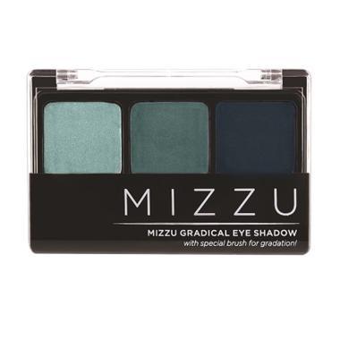 Mizzu Gradical Eyeshadow - Turquoise Green