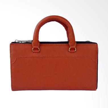 Baglis Alisia Wallet Dompet Wanita - Orange