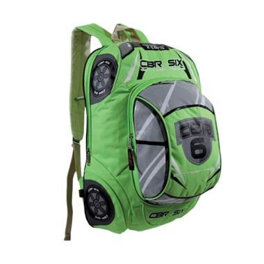 CBR Six DIC432 3D Cars Backpack Tas Sekolah Anak Laki