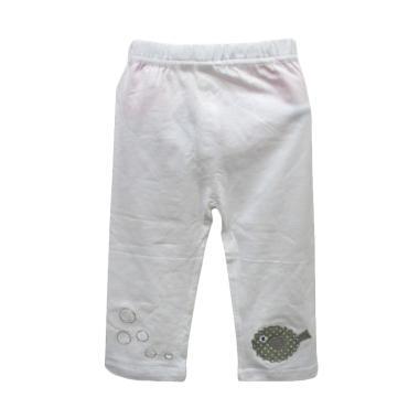 Import Kid 1778 Celana Legging Bayi Perempuan - White