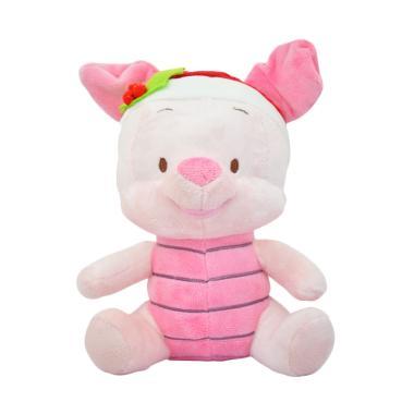 Disney Plush Piglet Christmas Boneka  10 Inch  5a3da952b7