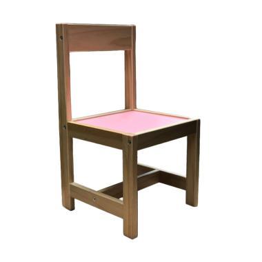 Benedetto Kursi Anak - Pink