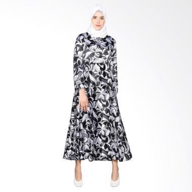 Rauza Rauza Chitra Dress - Hitam