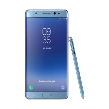 Samsung Galaxy Note FE Smartphone - Blue [Fan Edition/64 GB/4 GB]