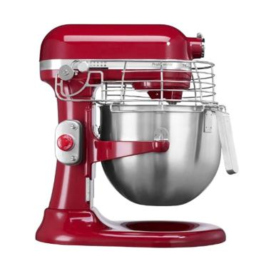 Kitchen Aid Professional Bowl Lift Stand Mixer - Red [6.9 L]