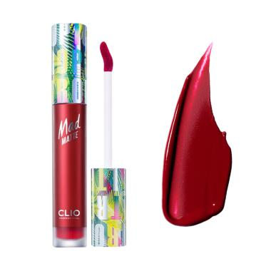 Clio Mad Matte 17S_Limited Liquid Lipstick - 01 Berry Boost